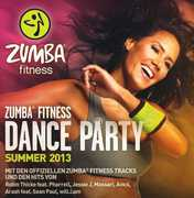 ZUMBA FITNESS DANCE PARTY SUMMER 2013 (CD) at Sears.com