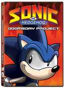 Sonic the Hedgehog: The Doomsday Project (DVD) at Kmart.com