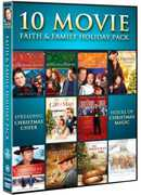 10 MOVIE FAITH & FAMILY HOLIDAY PACK (DVD) at Kmart.com