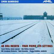AD ORA INCERTA / FOUR PRIMO LEVI SETTINGS (CD) at Sears.com