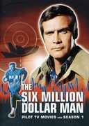 Six Million Dollar Man: Pilot, TV Movies and Season 1 (DVD) at Kmart.com