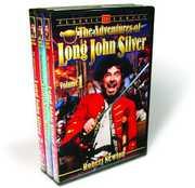 Adventures of Long John Silver, Vol. 1-3 (DVD) at Sears.com
