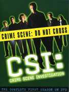 CSI: Crime Scene Investigation - The Complete First Season (DVD) at Sears.com