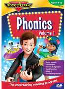 Rock 'N Learn: Phonics, Vol. 1 (DVD) at Sears.com