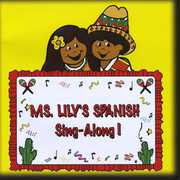 Ms. Lily's Spanish Sing-Along (CD) at Kmart.com