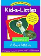 Kid-A-Littles: Value of a Good Attitude (DVD) at Kmart.com