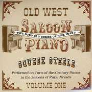 Old West Saloon Piano 1 (CD) at Kmart.com