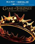 GAME OF THRONES: THE COMPLETE SECOND SEASON (Blu-Ray + Digital Copy) at Kmart.com