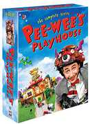 PEE-WEE'S PLAYHOUSE: THE COMPLETE SERIES (Blu-Ray) at Kmart.com