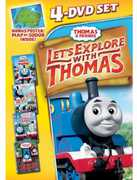 Thomas & Friends: Let's Explore with Thomas (DVD) at Sears.com