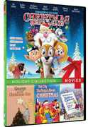 Christmas Is Here Again/George and the Christmas Star/The City That Forgot About Christmas/The Snow (DVD) at Kmart.com