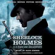 Sherlock Holmes: Game of Shadows (Score) / O.S.T. (CD) at Sears.com