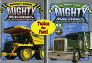 Mighty Machines: Diggers & Dozers/Big Wheels Rollin' (DVD) at Sears.com