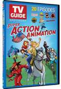 TV GUIDE SPOTLIGHT: SUPER ACTION ANIMATION (DVD) at Sears.com