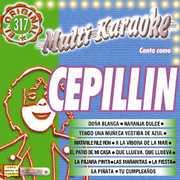 Karaoke: Cepillin - Exitos , Various Artists