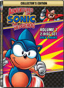 Adventures of Sonic the Hedgehog: Vol 1 , Sonic