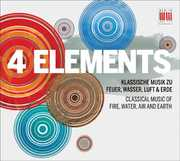 4 Elements: Classical Music of Fire, Water, Air & Earth (CD) at Kmart.com
