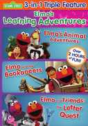Sesame Street: Elmo's Learning Adventures (DVD) at Kmart.com