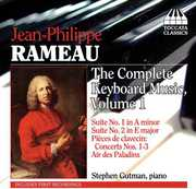 Jean-Philippe Rameau: The Complete Keyboard Music, Vol. 1 (CD) at Sears.com