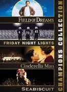 Sports Champions Collection: Field of Dreams/Friday Night Lights/Cinderella Man/Seabiscuit (DVD) at Sears.com