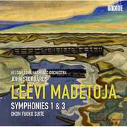 Leevi Madetoja: Symphonies 1 & 3; Okon Fuoko Suite (CD) at Sears.com