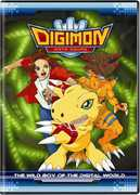 Digimon Data Squad: Wild Boy of the Digital World (DVD) at Kmart.com