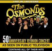 Osmonds: Live in Las Vegas 50th Anniversary Reunion Concert (DVD) at Kmart.com