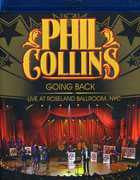 Phil Collins: Going Back - Live at Roseland Ballroom, NYC (Blu-Ray) at Kmart.com