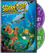 Scooby-Doo! Mystery Incorporated: Season 2, Part 1 - Danger in the Deep (DVD) at Kmart.com