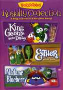 Veggie Tales: Royalty Collection - King George and the Ducky/Esther/Madame Blueberry (DVD) at Sears.com