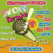 Wow Let's Karaoke 4 /  Various , Various Artists