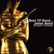Best of James Bond 50th Anniversary /  Various [Used]