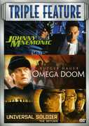 Omega Doom/Johnny Mnemonic/Universal Soldier: The Return (DVD) at Sears.com