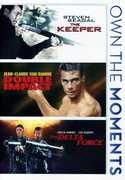 Keeper/Double Impact/Delta Force (DVD) at Sears.com
