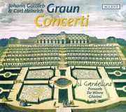 J.G. Graun, C.H. Graun: Concerti (CD) at Sears.com