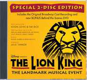 Lion King on Broadway / O.B.C. (CD + DVD) at Kmart.com