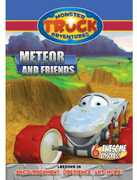 Monster Truck Adventures: Meteor and Friends (DVD) at Kmart.com