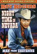 Night Time in Nevada/Man from Cheyenne (DVD) at Sears.com