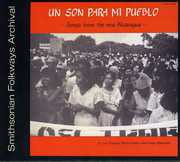 Un Son Para Mi Pueblo - Songs from New Nicaragua (CD) at Sears.com