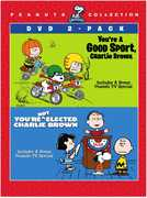 Peanuts Collection: You're a Good Sport, Charlie Brown/You're Not Elected, Charlie Brown (DVD) at Kmart.com