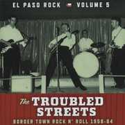Troubled Streets: El Paso Rock 5 / Various (LP / Vinyl) at Kmart.com
