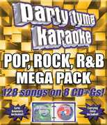 Party Tyme Karaoke: Pop Rock R&B Mega Pack / Var (CD) at Kmart.com