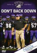 2009-10 TCU Football: Don't Back Down (DVD) at Kmart.com