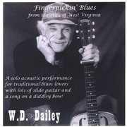 Fingerpickin Blues from the Hills of West Virginia (CD) at Kmart.com
