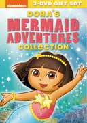 Dora the Explorer: Dora's Mermaid Adventures Coll (DVD) at Sears.com