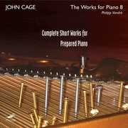 John Cage: Complete Short Works for Prepared Piano (CD) at Kmart.com