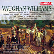 Ralph Vaughan Williams: Norfolk Rhapsody No. 1; In the Fen Country; Fantasia on a Theme by Thomas Tallis; etc. (CD) at Sears.com