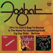 Girls to Chat & Boys to Bounce/In the Mood for Something Rude/Zig-Zag Walk/Rarities (CD) at Sears.com