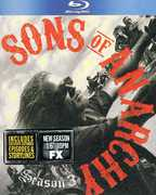 Sons of Anarchy: Season Three (Blu-Ray) at Sears.com