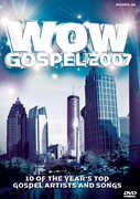 WOW Gospel 2007: 10 of the Year's Top Artists and Songs (DVD) at Sears.com